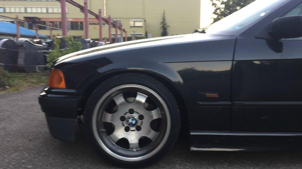 EX-Daily / Drifter 320i Limo M52 - 3er BMW - E36