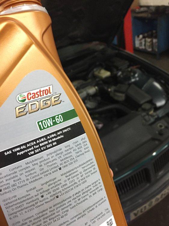 Hässliches Entlein --> Classy 3er - 3er BMW - E36