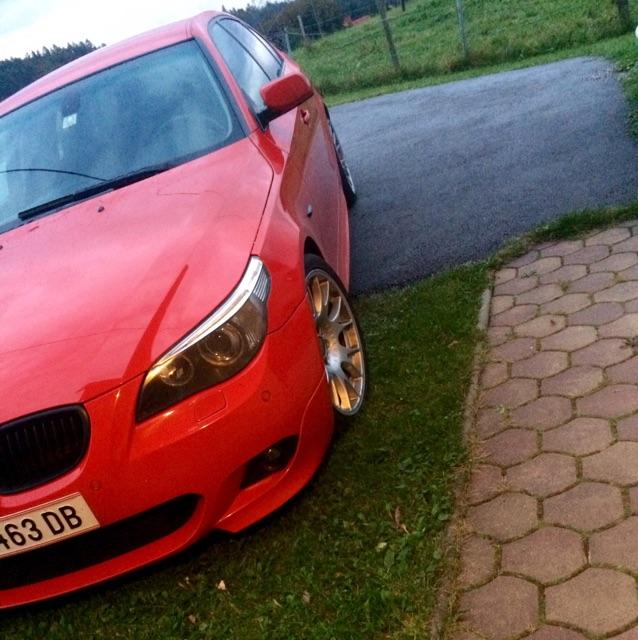Dicke Berta / Verkauft :/ - 5er BMW - E60 / E61