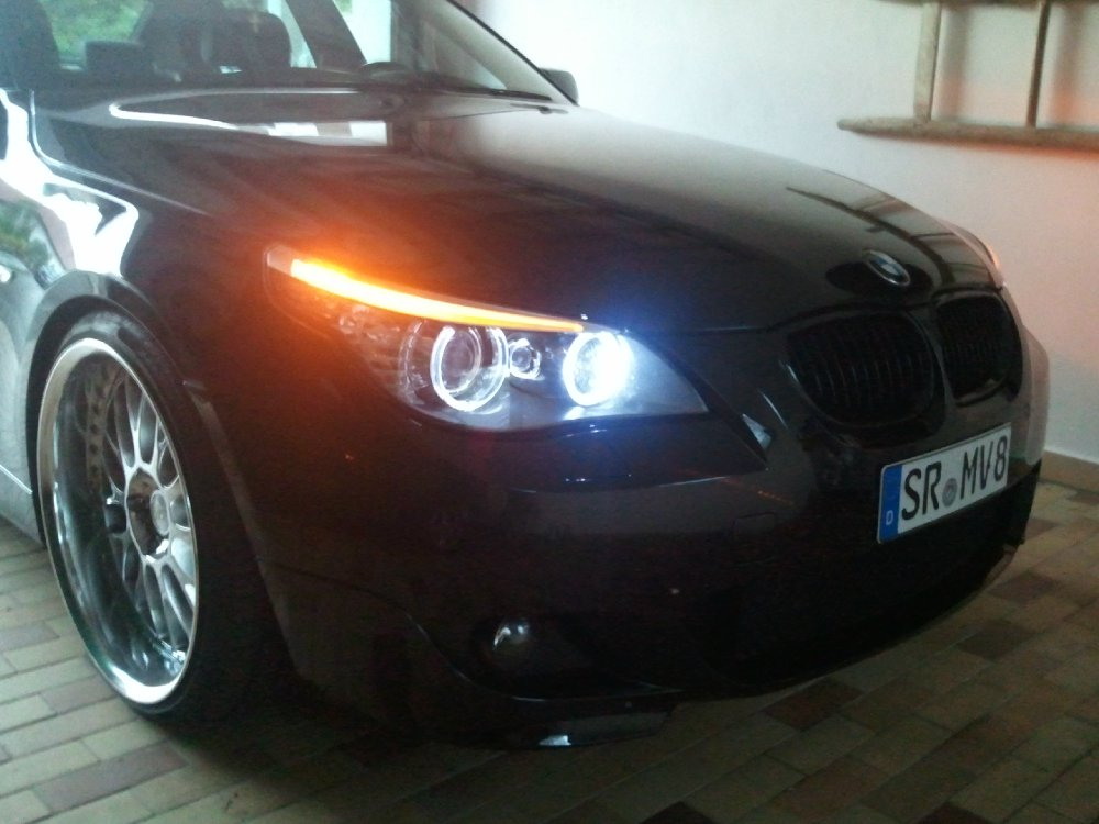 bmw e60 lci 530d limo 5er bmw e60 e61 limousine. Black Bedroom Furniture Sets. Home Design Ideas