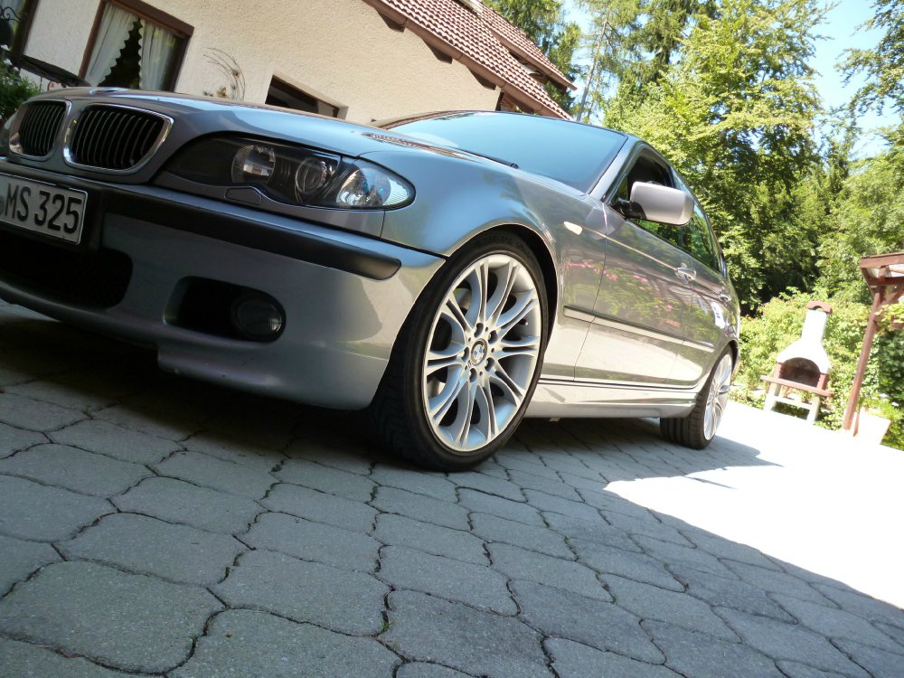 bmw e46 325i m paket 3er bmw e46 limousine tuning fotos bilder stories. Black Bedroom Furniture Sets. Home Design Ideas