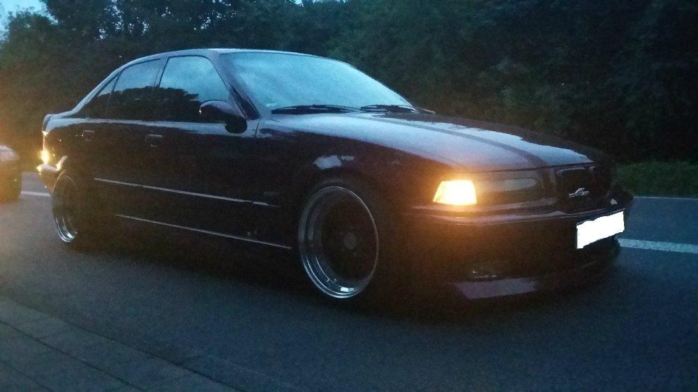 BMW E36 AC SCHNITZER CORDOBAROT. *CARPORN* - 3er BMW - E36