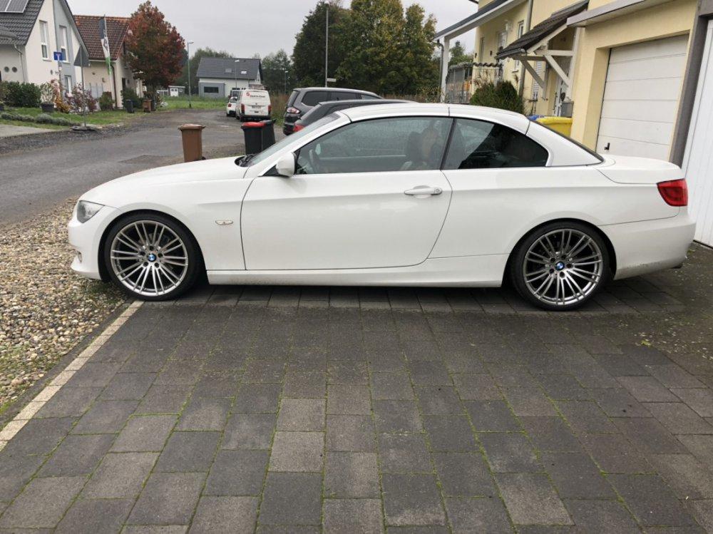 8,5 und 10x19 E93 Cabrio - 3er BMW - E90 / E91 / E92 / E93