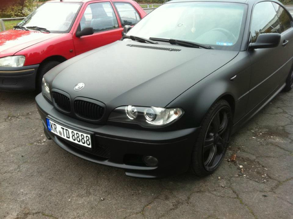 meine ex xd e46 facelifte 3er bmw e46 coupe tuning fotos bilder stories. Black Bedroom Furniture Sets. Home Design Ideas
