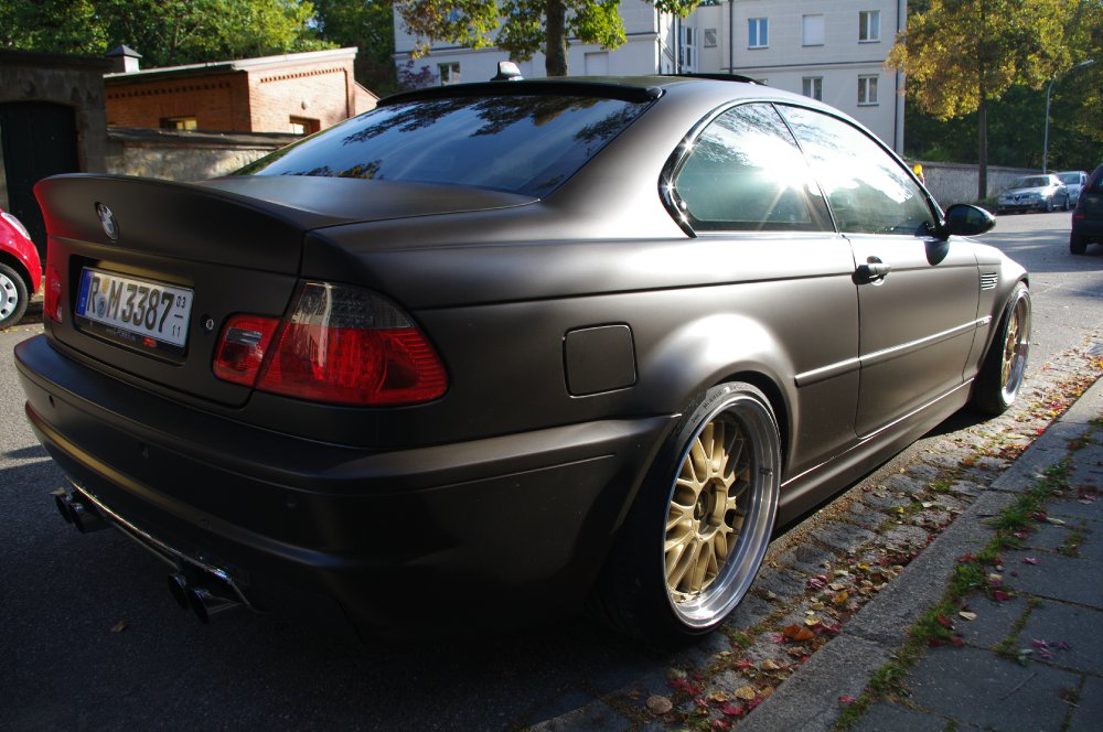 Bmw e46 ///M3 (G-Power) - 3er BMW - E46