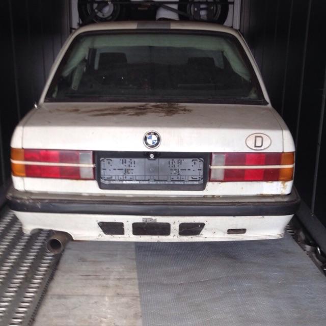 BMW E30 325e Bj 85 Neuaufbau - 3er BMW - E30
