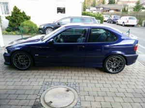 O.Z Superleggera Felge in 8x18 ET 34 mit Pirelli P-Zero Reifen in 225/45/18 montiert vorn Hier auf einem 3er BMW E36 328i (Compact) Details zum Fahrzeug / Besitzer