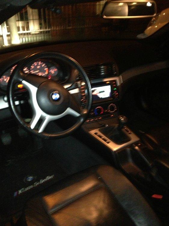 Radio Umbau - Vom BMW Business Navi zu Doppel DIN - 3er BMW - E46