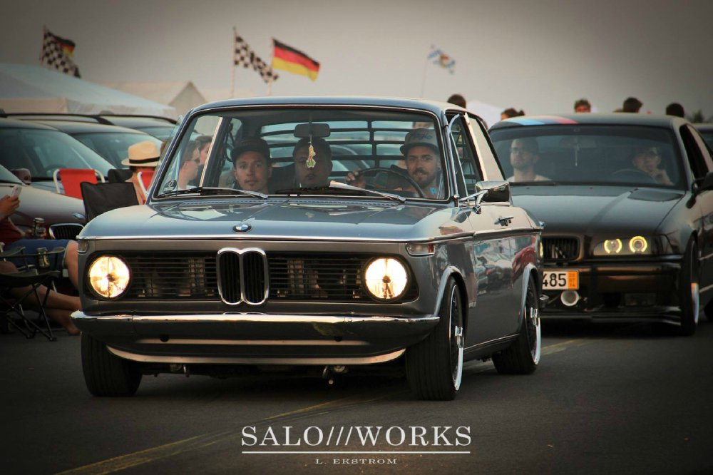 Old but Gold - Fotostories weiterer BMW Modelle