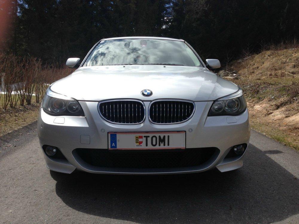 Mein erster BMW - 5er BMW - E60 / E61