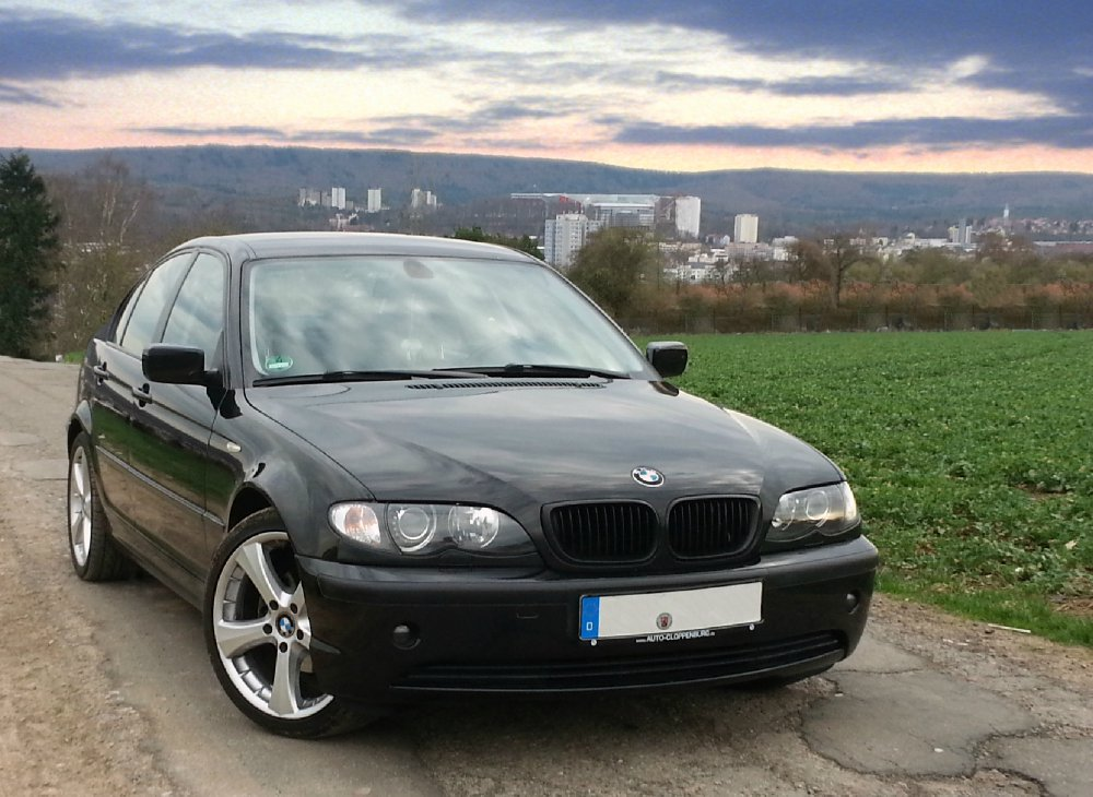 bmw 318i limo 03 3er bmw e46 limousine tuning. Black Bedroom Furniture Sets. Home Design Ideas
