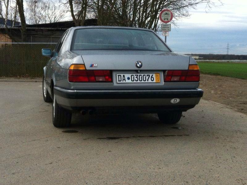 E32 730i Sandtarn Fotostories Weiterer BMW Modelle 7er