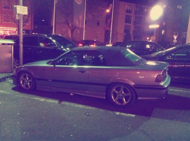 E36 320 Cabrio Samoablau | BMW Society - 3er BMW - E36
