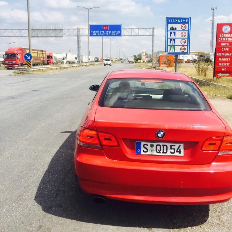 **E92 Rotkäppchen** UPDATES - 3er BMW - E90 / E91 / E92 / E93