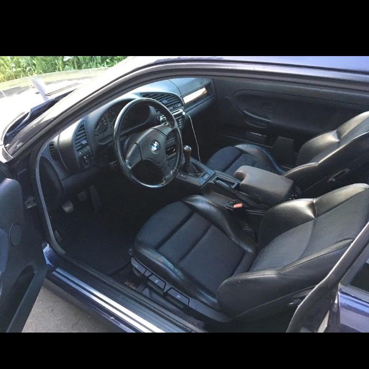 E36 323 QP - 3er BMW - E36
