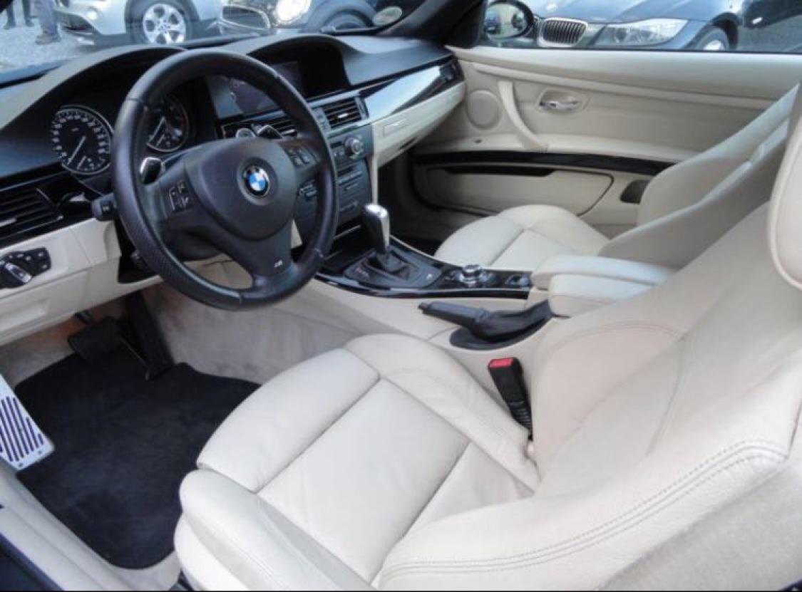 E93 Cabrio - 3er BMW - E90 / E91 / E92 / E93