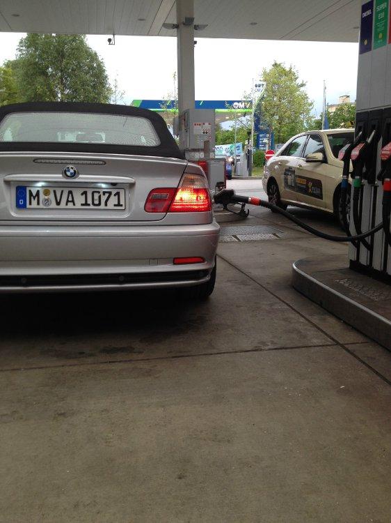 E46 323ci Cabrio - 3er BMW - E46