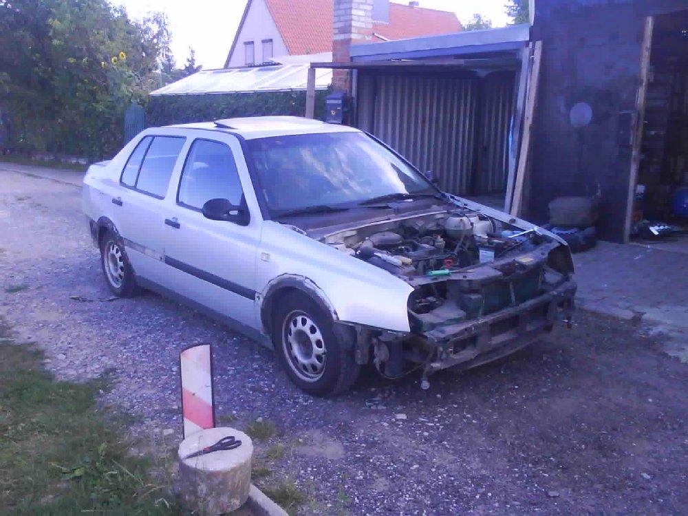 VW Vento 1.8 - Fremdfabrikate