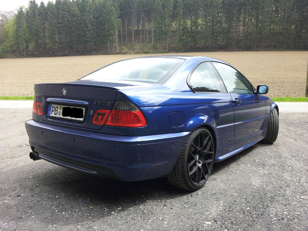 e46 330 ci 3er bmw e46 coupe tuning fotos bilder stories. Black Bedroom Furniture Sets. Home Design Ideas