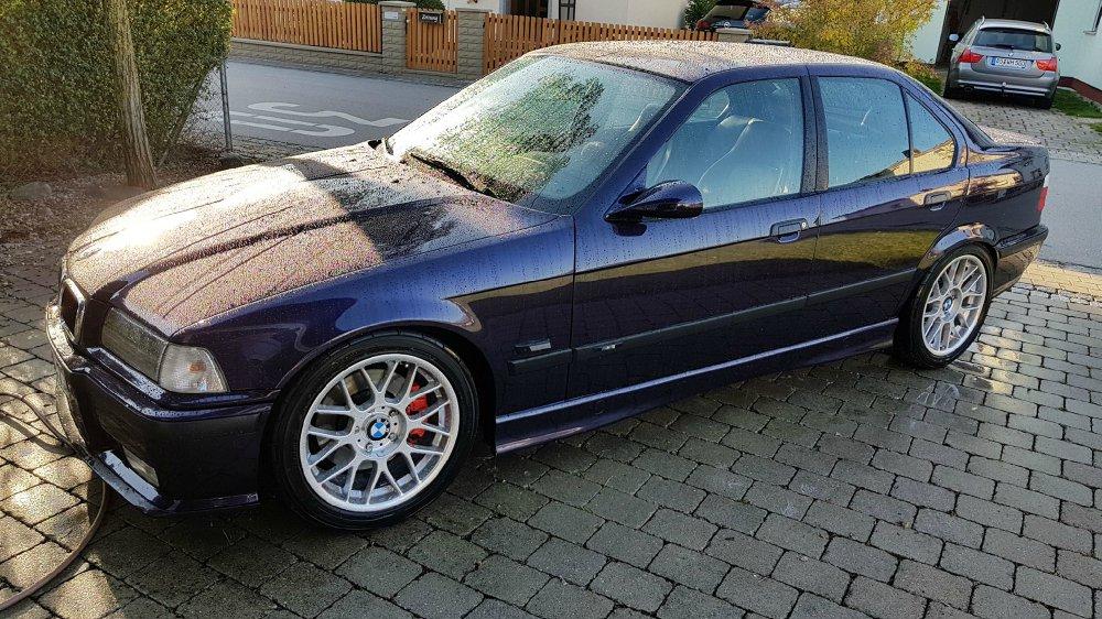 E36 M3 3.2 Limousine - 3er BMW - E36