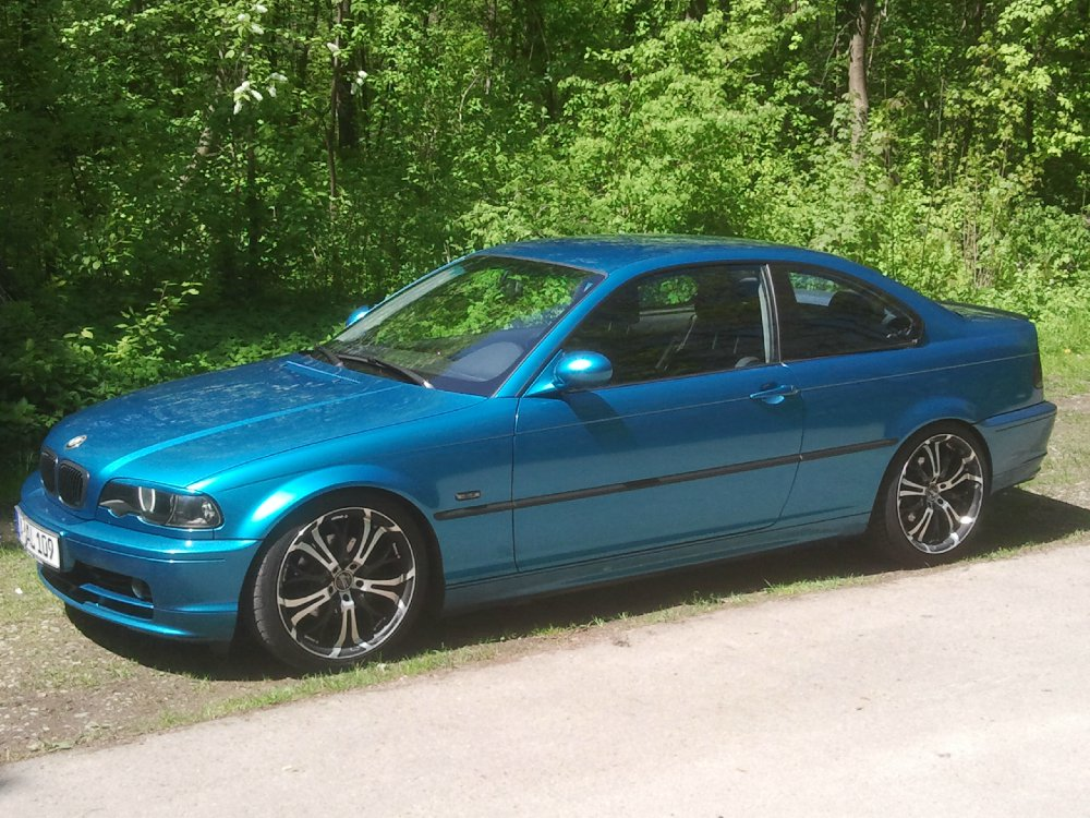 Bmw 323ci Coupe 3er Bmw E46 Quot Coupe Quot Tuning