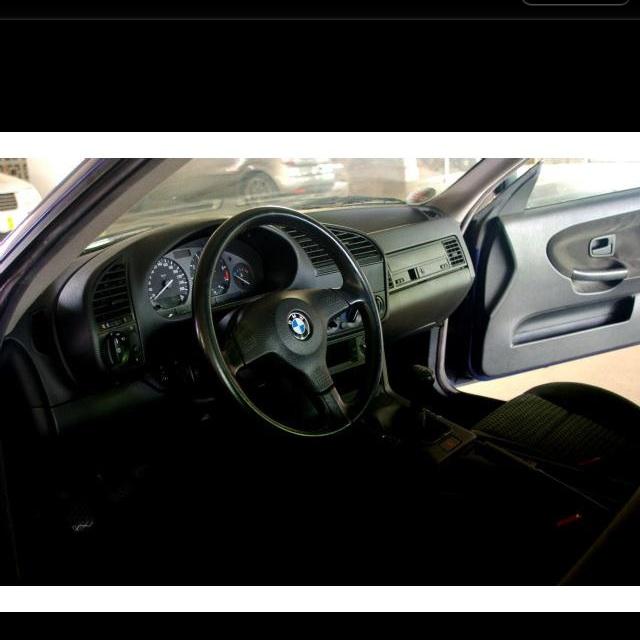 BMW 320i Coupe Mauritius Blau Metalic [ 3er BMW