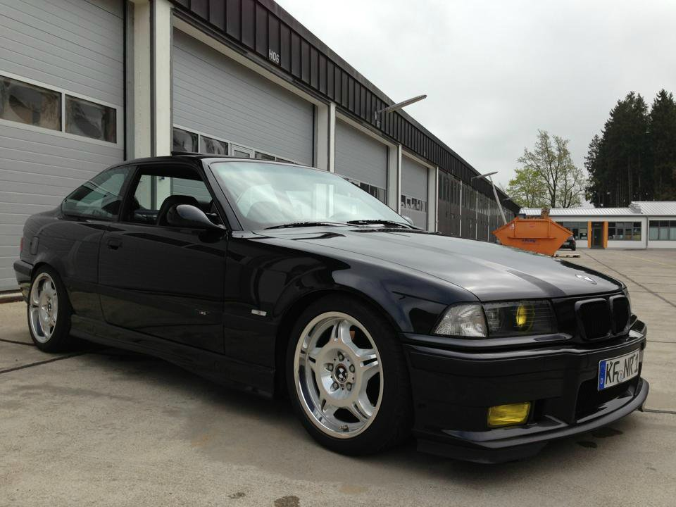 E36 M3-Coupe - 3er BMW - E36