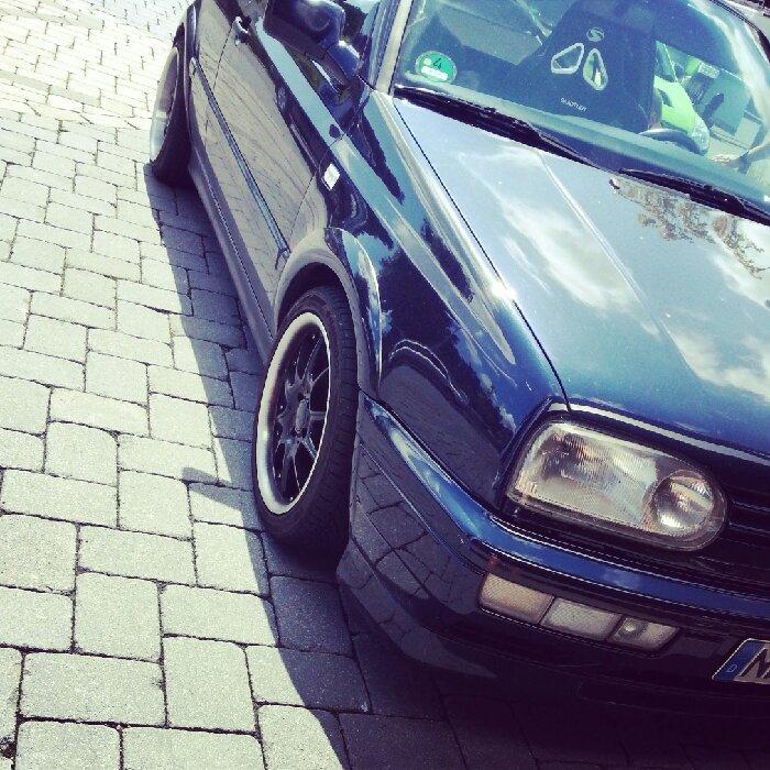 Mein 3er Golf Cabrio + GTI Motor - Fremdfabrikate