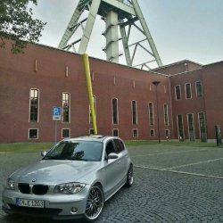Barracuda Voltec T6 Felge in 8x19 ET 38 mit Hankook  Reifen in 225/35/19 montiert hinten Hier auf einem 1er BMW E87 118d (5-Türer) Details zum Fahrzeug / Besitzer