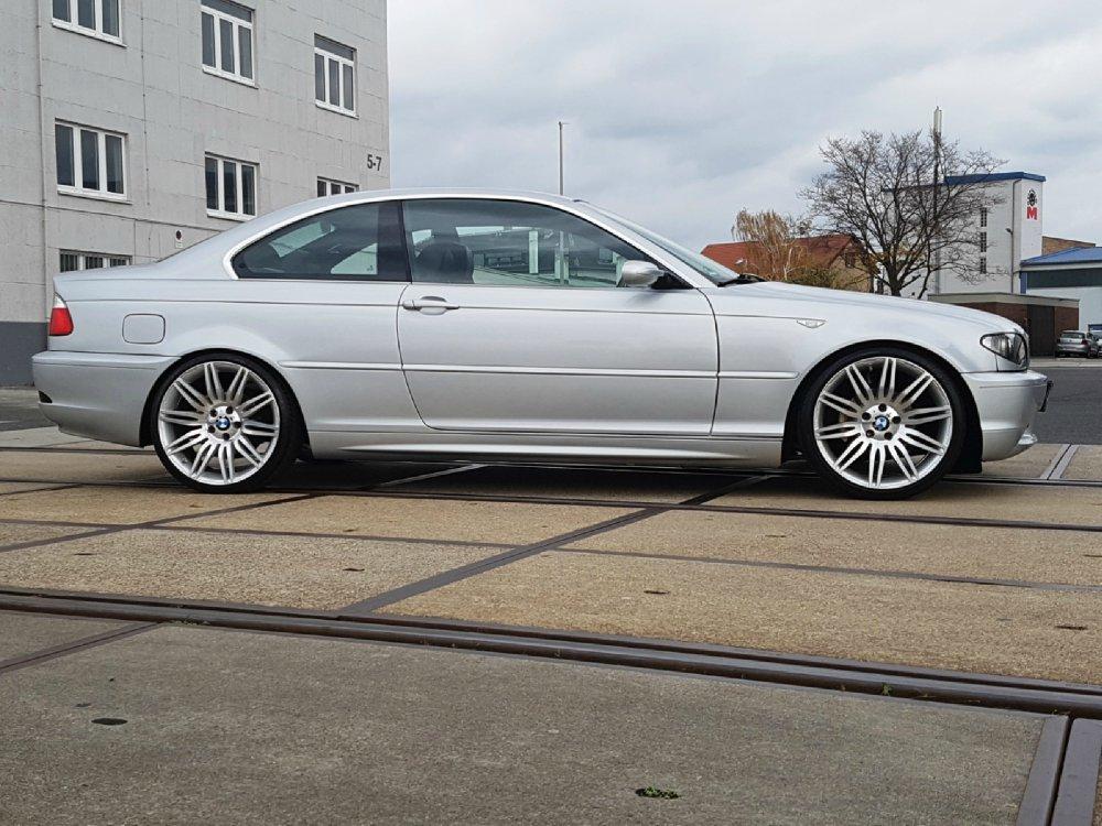 E46 Coupe - Projekt2 - 3er BMW - E46