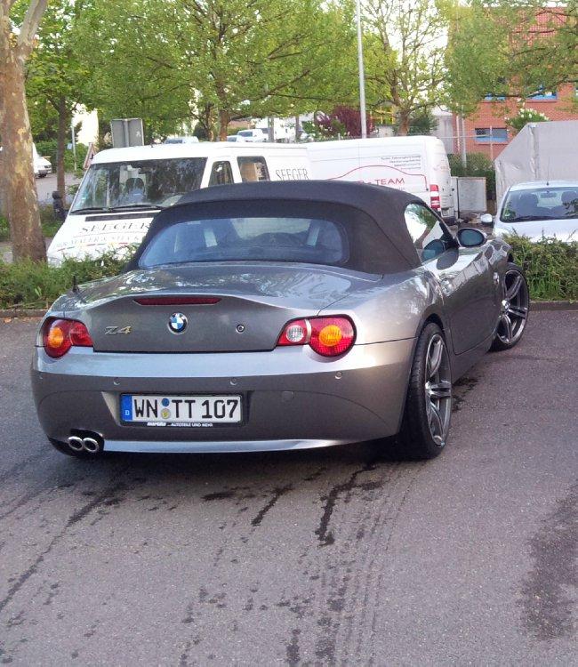 "Bmw Z Forum: Z4 E85 3.0i SMG [ BMW Z1, Z3, Z4, Z8 ] ""Z4 Roadster"