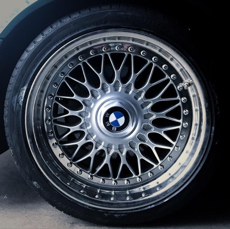 Hankook Ventus V12 Evo2 >> BBS Felgen Bilder - BMW und Tuning (Alufelgen)