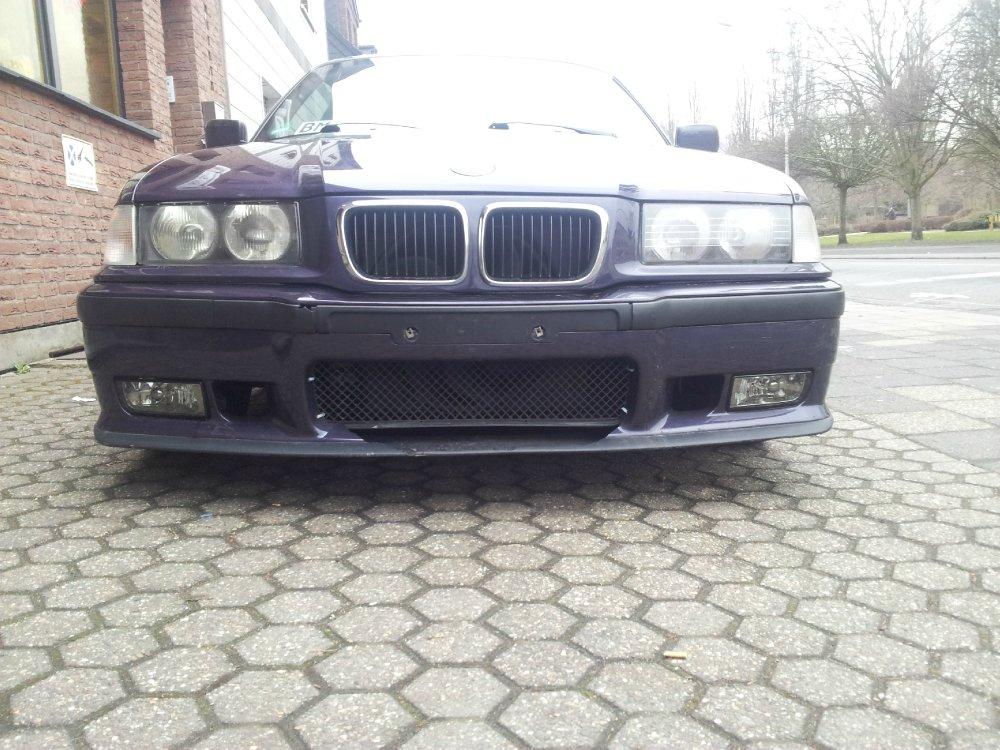 e36 , 320 coupe meine lädy - 3er BMW - E36
