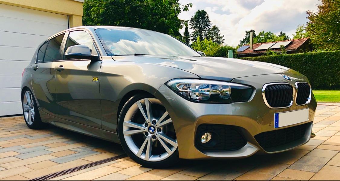 F20, 120d (2015) LCI - 1er BMW - F20 / F21