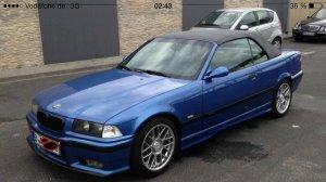e36_Cabrio_Estorilblau BMW-Syndikat Fotostory