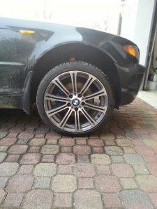 - NoName/Ebay - E90 M3 Design Felge in 8.5x18 ET 35 mit Fulda  Reifen in 225/40/18 montiert vorn Hier auf einem 3er BMW E46 320d (Limousine) Details zum Fahrzeug / Besitzer