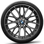 BMW M Performance Styling 405 M Doppelspeiche 8x19 ET 52