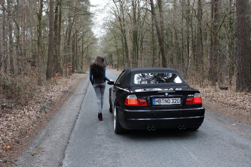 M3 E46 Cabrio 3er Bmw E46 M3 Tuning Fotos Bilder
