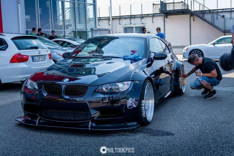 Nasty World E92 M3 Liberty Walk - 3er BMW - E90 / E91 / E92 / E93
