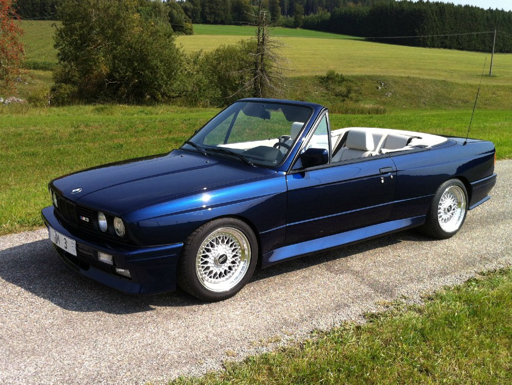 bmw m3e30 cabrio 3er bmw e30 m3 tuning fotos bilder stories. Black Bedroom Furniture Sets. Home Design Ideas