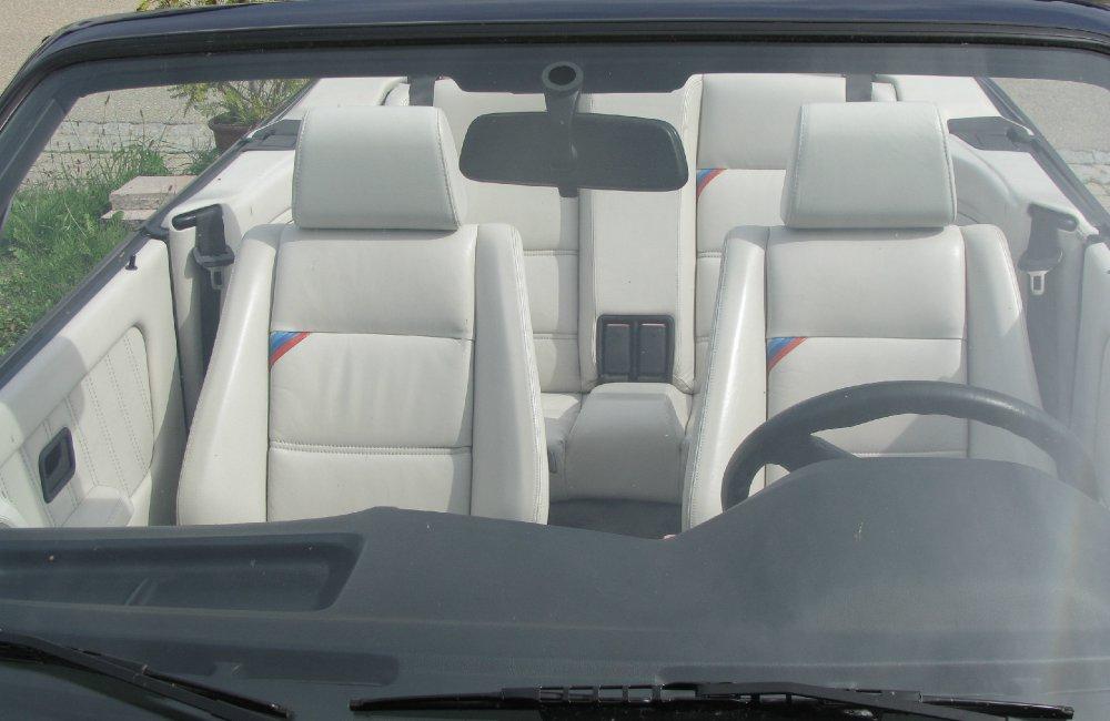 BMW M3E30 Cabrio - 3er BMW - E30