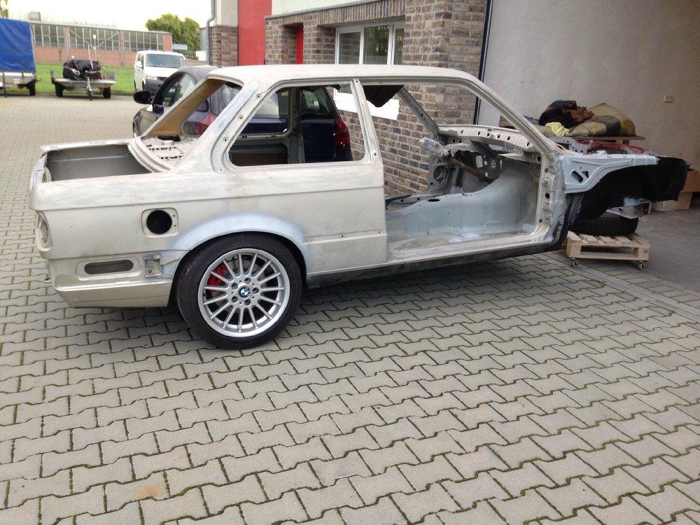 E30 m52b28 - 3er BMW - E30