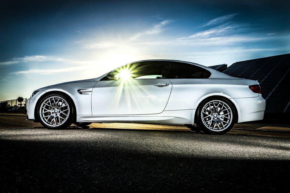 BMW E92 M3 Competition - 3er BMW - E90 / E91 / E92 / E93