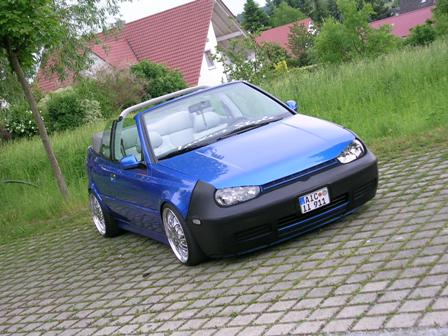 golf iv cabrio update 2006 fremdfabrikate tuning. Black Bedroom Furniture Sets. Home Design Ideas
