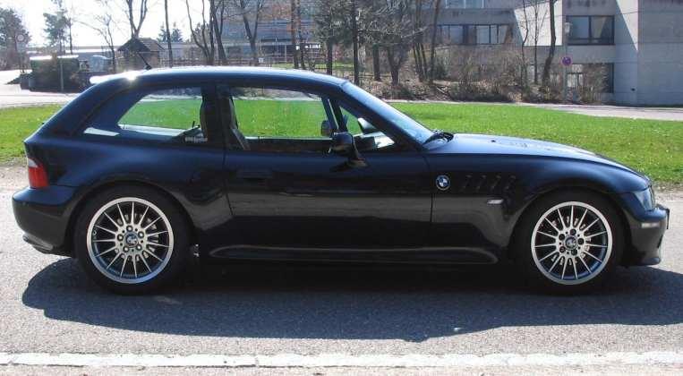 Cbphreaks Z3 Coupe Update Bmw Z1 Z3 Z4 Z8 Quot Z3 Coupe
