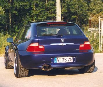 Z3 Coupe 3 0i Bmw Z1 Z3 Z4 Z8 Quot Z3 Coupe Quot Tuning