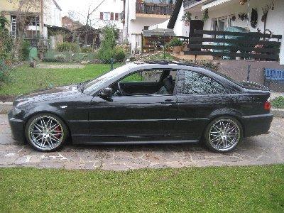 """E46 330dCoupe 19"""" Breyton Spirit,Brembo GT,Bastuck - 3er BMW - E46"""