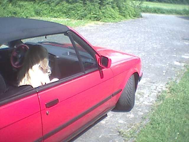 E30 325i Cabrio - 3er BMW - E30
