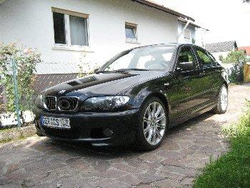 E46 320d ///M Sport Edition - 3er BMW - E46