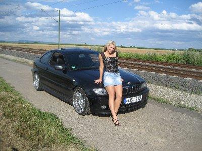 """E46 330dCoupe 19"""" Breyton Spirit,Brembo GT,Bastuck - 3er BMW - E46 -"""